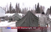 Search for Missing Plane Cont.; Soldiers Compete in Alaska