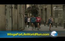 Wings for Life World Run is coming to Santa Clarita