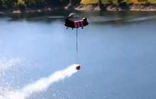 CAL FIRE & National Guard Hold Annual Fire Aviation Training