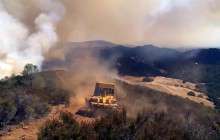 CAL FIRE Staffs Additional Resources During High Winds
