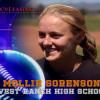 Mollie Sorenson,West Ranch High School