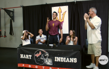 Hart's Brady White to Play for ASU