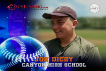 Jon Dicey, Canyon High School