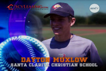 Dayton Muxlow, Santa Clarita Christian School