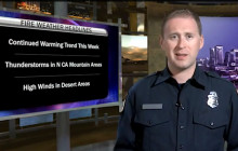 Fire Situation Report: Hot Winds On the Way