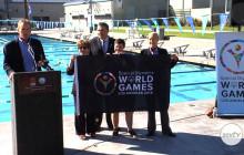 "Santa Clarita Selected as Special Olympics World Games ""Host Town"""