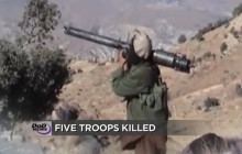 5 U.S. Troops Killed in Afghanistan; more