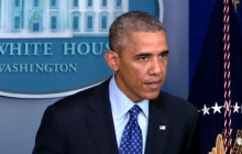Obama Promises No Combat Troops in Iraq; Targeted Strikes Possible