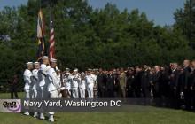 Navy Yard Shooting Memorial; Active Shooter Training; more