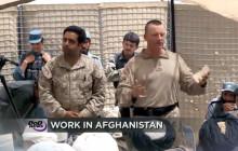 New Commanders Nominated; Work in Afghanistan; more