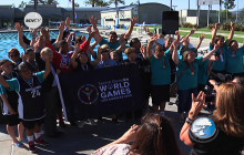 Special Olympics World Games Host Town