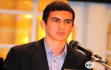 Local Teen Accepts East Coast Internship