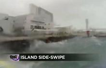 F-35 Mishap Under Investigation; Typhoon Sideswipes Okinawa; more