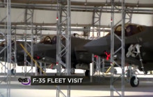 Hagel Checks Out Nuclear Subs, F-35s; DoD Helps Ukraine Battle Russia