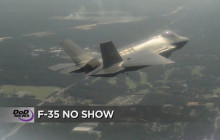 F-35 Returns to Flight; VA Reducing Backlog; more