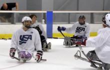 USMC Commandant Nominee; Wounded Warriors Play Sled Hockey; more