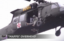 National Guard Fights Fires; Terrorist Threats in Iraq; Singing Soldier; more