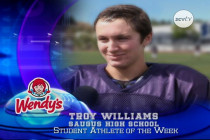 Troy Williams, Saugus High School