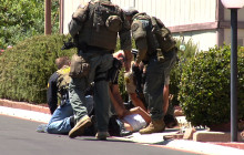 Castaic Standoff With Armed Woman Ends in Arrest