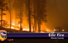 Lightning Sparks Multiple Fires Across State
