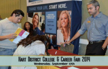 College & Career Fair 2014