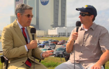 The Future Is Bright | Interview with NASA-Kennedy Director Bob Cabana
