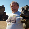 Episode 22: Star Trek's Bobby Clark (Gorn Commander) Reenacts Fight with Capt. Kirk at Vasquez Rocks