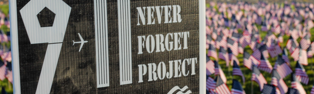 Trinity Classical Academy 9/11: Never Forget Project