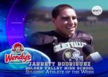 Jarrett Rodriguez, Golden Valley High School