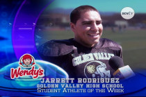 Jarrett Rodriguez, Golden Valley High School