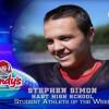 Stephen Simon, Hart High School