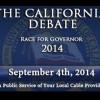 2014 Calif. Gubernatorial Debate: Jerry Brown (D) vs. Neel Kashkari (R)