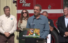 Firefighters Call for Changes in Federal Funding