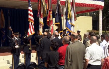 9/11 Remembrance Ceremony  at Pentagon