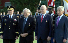 Pentagon Throws a Parade for Sen. Carl Levin, Rep. Buck McKeon
