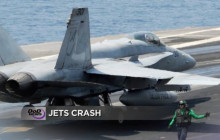 2 FA-18s Spash in Pacific; ISIL Strategy; Honoring Levin & McKeon; more