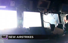 More Air Strikes Hit ISIL Targets in Iraq, Syria; more