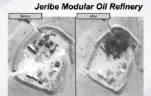 Air Strikes Hit ISIL Oil Refineries; more