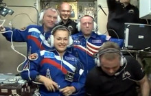 New Crew Aboard Space Station; MAVEN, MSL, more