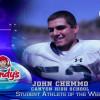 John Chemmo, Canyon High School