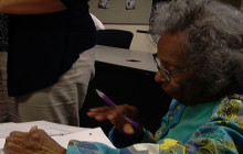 98-Year-Old COC Student Tackles New Challenge
