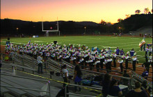 National Anthem performed by the Valencia High School Band