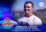 Bronson Feuer, West Ranch High School