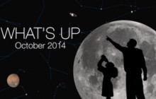 What's Up for October 2014