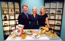 Healthy Holiday Snacks with McKenzie Hall