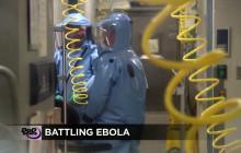 Battling Ebola; Building Bridges in a War Zone