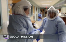 Afghanistan Ops; Change in Command; Ebola Training