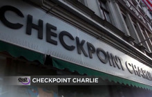 Remembering Checkpoint Charlie, 25 Years After the Fall of the Wall; more