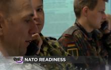 Hagel Visits Military Families; CJCS in Iraq; NATO Readiness