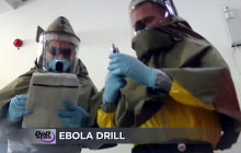 Tactical Successes Against ISIL; Wild Weather in New York; Ebola Drill